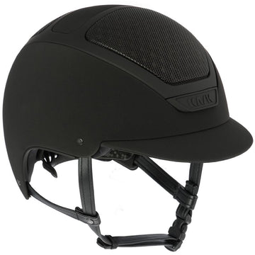 Kask Dogma Light Helmet-Helmets-Kask-55-Black-Manhattan Saddlery