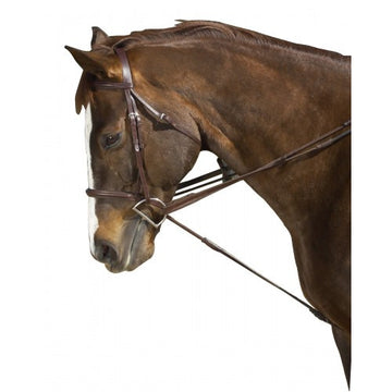Cord Draw Reins-Tack-Ovation-Manhattan Saddlery