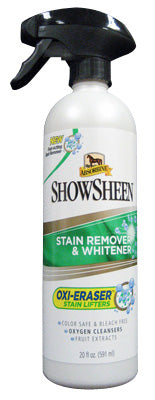 ShowSheen Stain Remover + Whitener-Staple Supplies - Health Care-Absorbine-Manhattan Saddlery