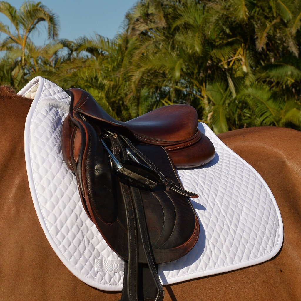 Essential Square Pad - Manhattan Saddlery