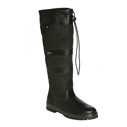 Galway Tall Boot-Boots-Dubarry-36-Black-Manhattan Saddlery