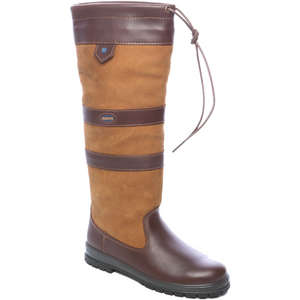 Galway Tall Boot-Boots-Dubarry-36-Brown-Manhattan Saddlery