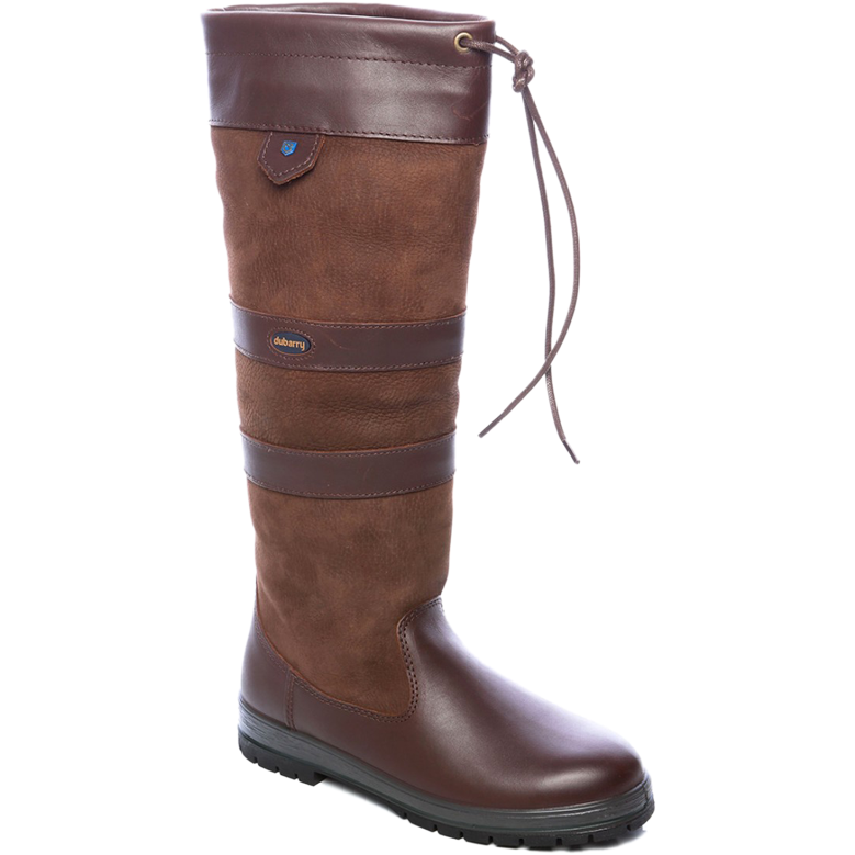 Galway Tall Boot-Boots-Dubarry-36-Walnut-Manhattan Saddlery