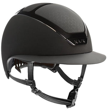 Kask Star Lady Helmet-Helmets-Kask-52-Black-Manhattan Saddlery