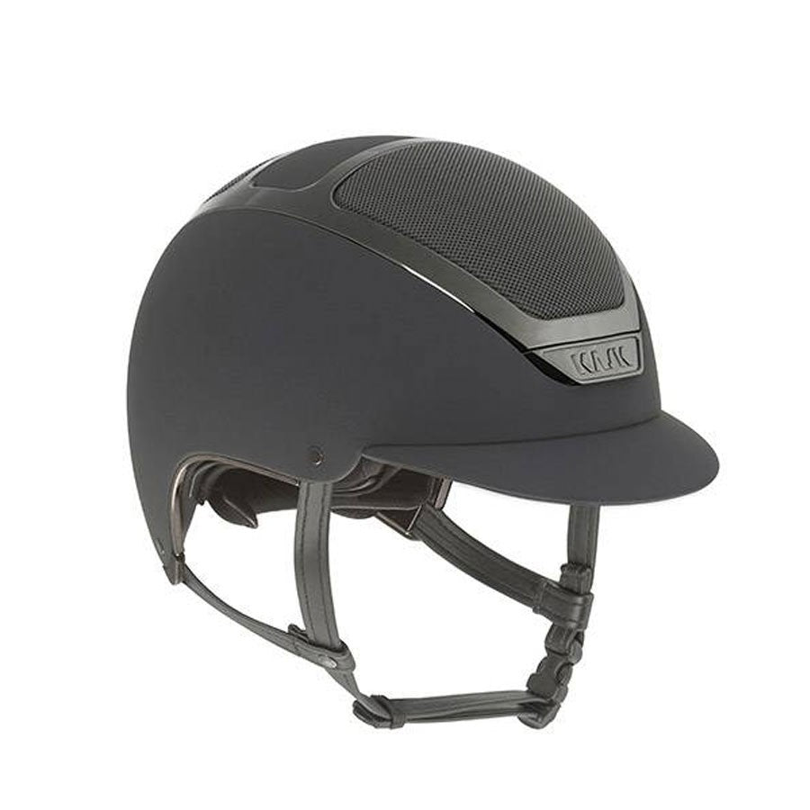 Dogma Light Helmet-Helmets-Kask-55-Anthracite-Manhattan Saddlery