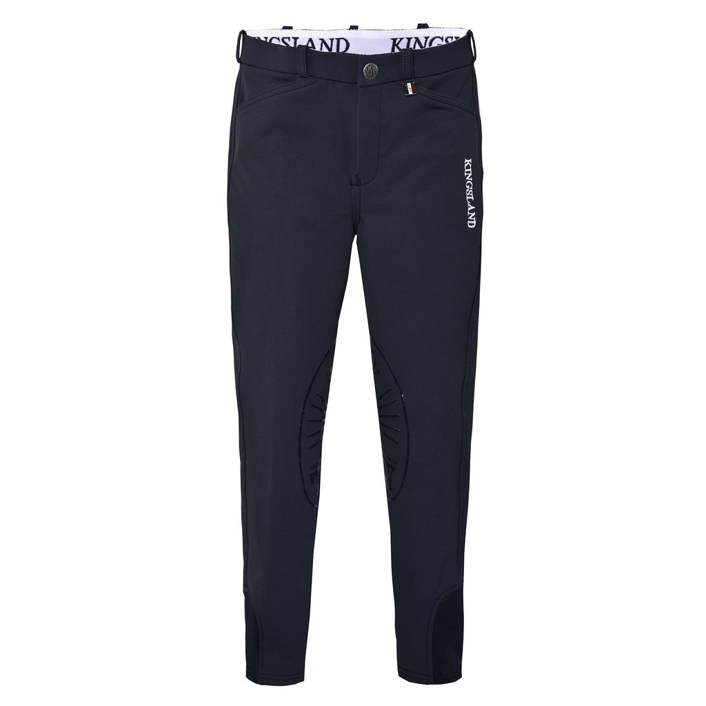 Ken Junior Breech-Breeches-Kingsland-XS-Navy-Manhattan Saddlery