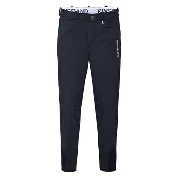 Kingsland Ken Junior Breech-Breeches-Kingsland-XS-Navy-Manhattan Saddlery