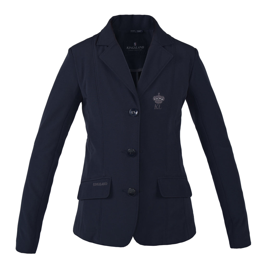 Classic Girl's Show Coat-Show Coats-Kingsland-S-Manhattan Saddlery