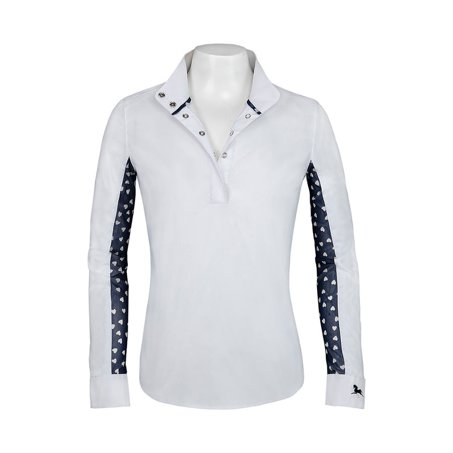 RJ Classics Lauren Junior Long-Sleeve Show Shirt-Show Shirt-RJ Classics-Small-Manhattan Saddlery