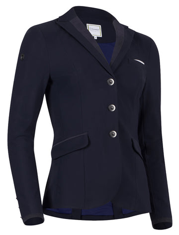 Samshield Louise Jacket Navy-Show Coat-Samshield-EU 32 / US 0-Manhattan Saddlery