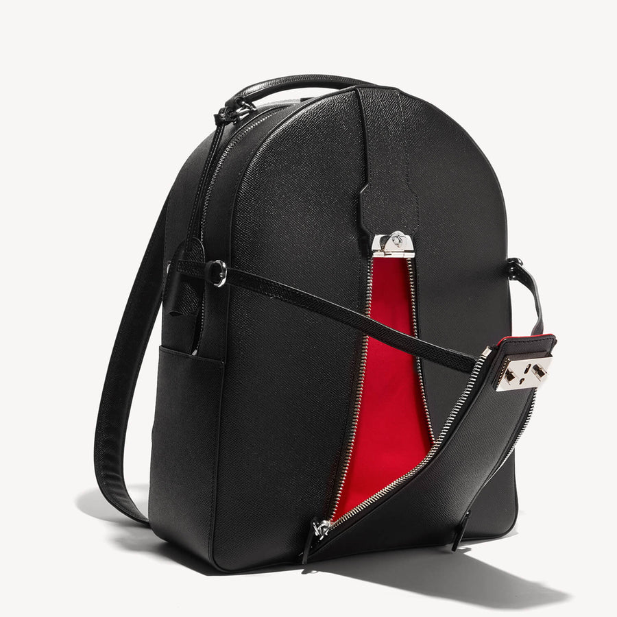 Equestrian Backpack Black-Backpack-Mark Cross-Black-Manhattan Saddlery