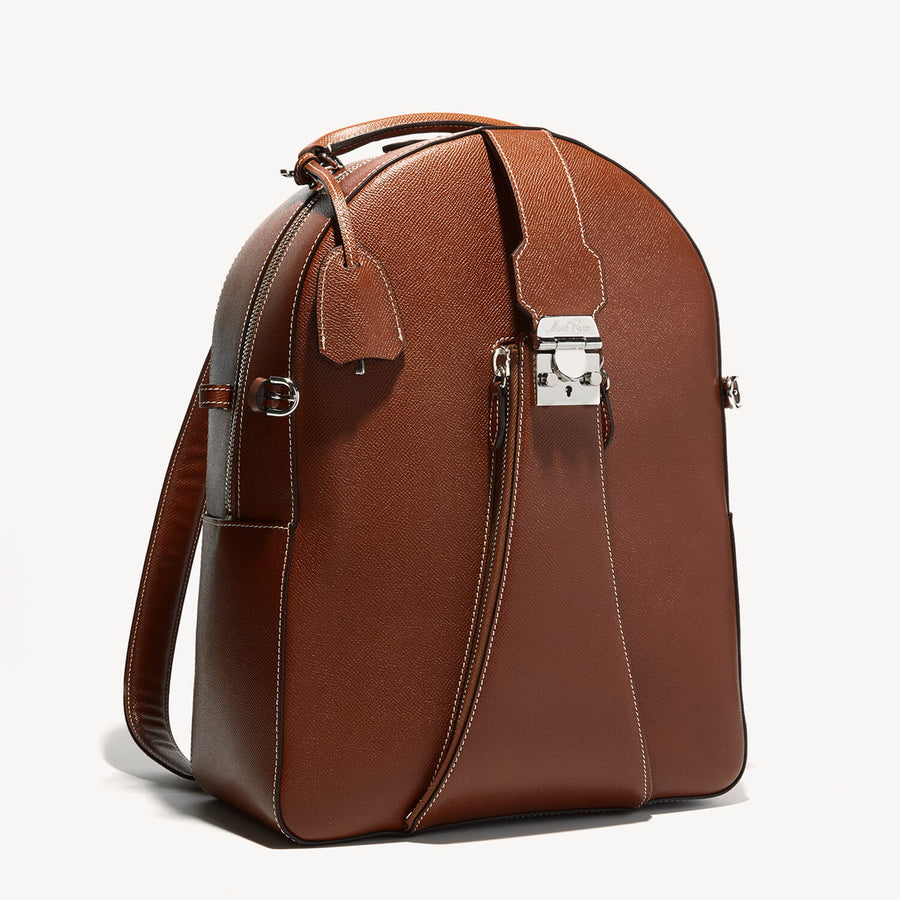 Equestrian Backpack Acorn-Backpack-Mark Cross-Acorn-Manhattan Saddlery