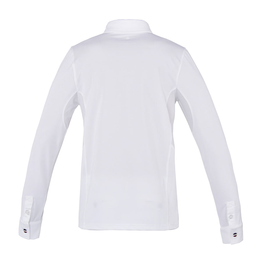 Kingsland Classic Mens' Long-Sleeve Show Shirt-Show Shirts-Kingsland-XS-Manhattan Saddlery
