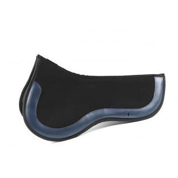 Equifit ImpacTeq Half Pad Navy-Saddle Pads-EquiFit-Navy-Manhattan Saddlery