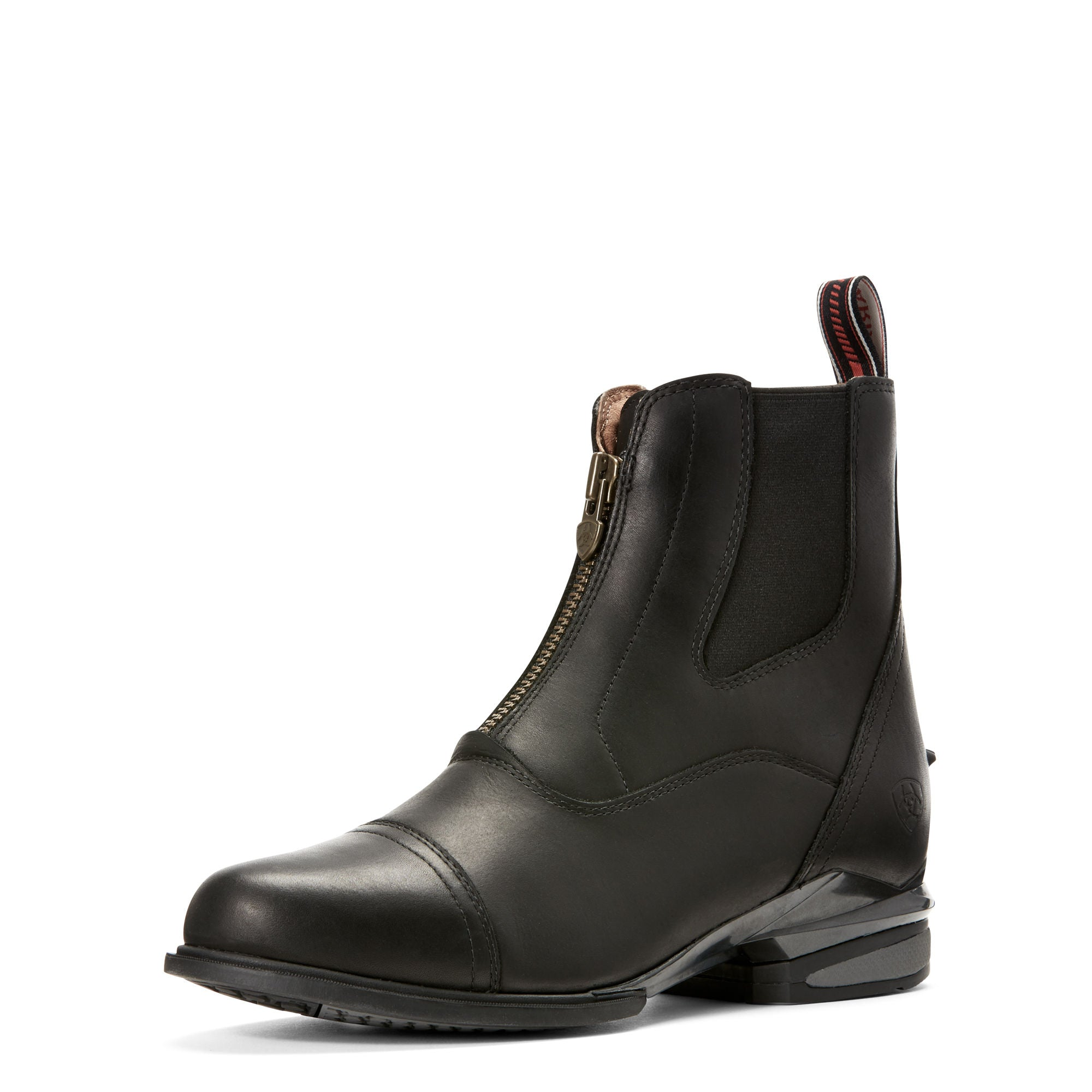 Devon Nitro Paddock Boot-Boots-Ariat-5.5-Black-Manhattan Saddlery