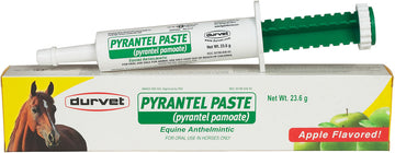 Pyrantel Paste-Horse Care-Durvet-Manhattan Saddlery