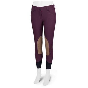 RJ Classics Gulf Breech Rum Raisin-Breeches-RJ Classics-22R-Rum Raisin-Manhattan Saddlery
