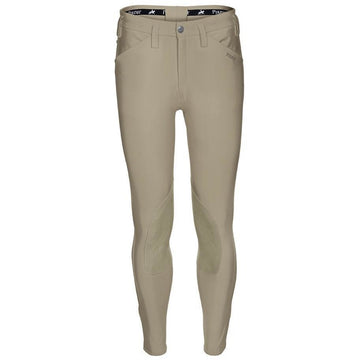 Rodrigo Knee Patch Breech Tan-Breeches-Pikeur-30R-Tan-Manhattan Saddlery