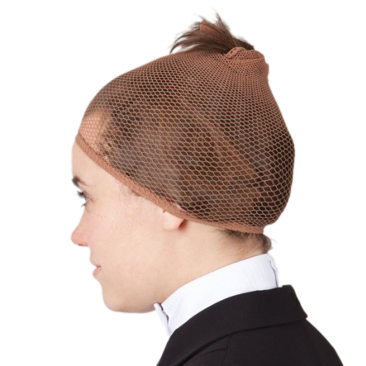 No-Knot Hair Net-Hair Nets-Real Women Ride-Black-Manhattan Saddlery