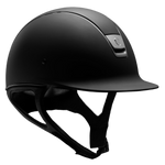 Shadowmatt Helmet-Helmets-Samshield-6 1/2-Black-Manhattan Saddlery