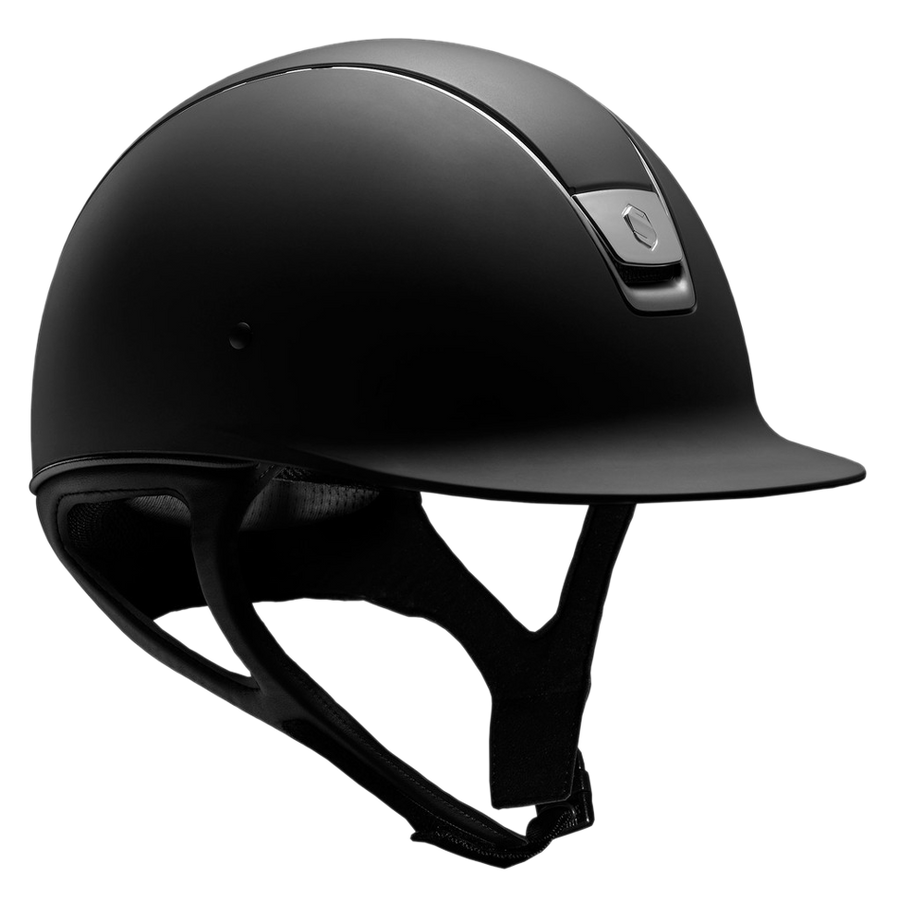 Samshield Shadowmatt-Helmets-Samshield-6 1/2-Black-Manhattan Saddlery
