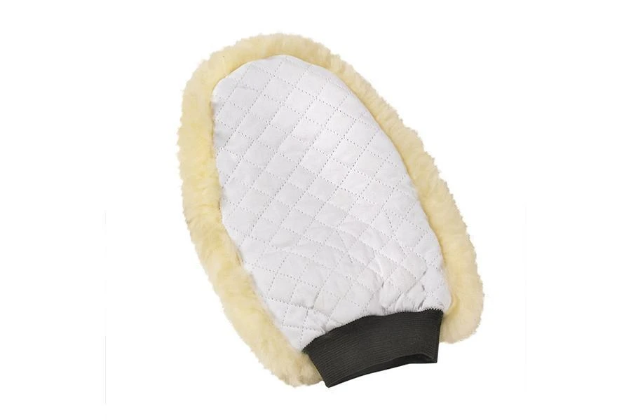 Sheepskin Grooming Mitt-Brushes-Ovation-Default-Manhattan Saddlery
