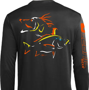 Hog X Snap Performance Shirt