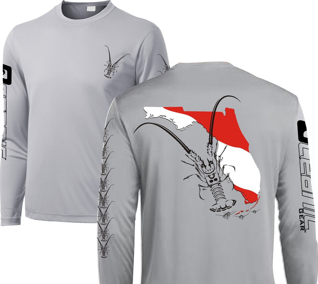Spiny Lobster Performance Shirt