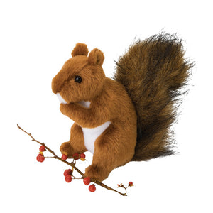 Roadie Red Squirrel | Douglas Toys
