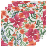 Botanica Print Cotton Napkins set/4