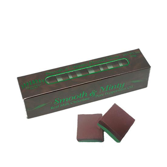 Spokandy Chocolate & Green Mints 3 oz.