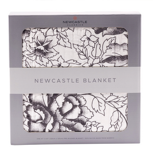American Rose Baby Blanket | Newcastle Classics