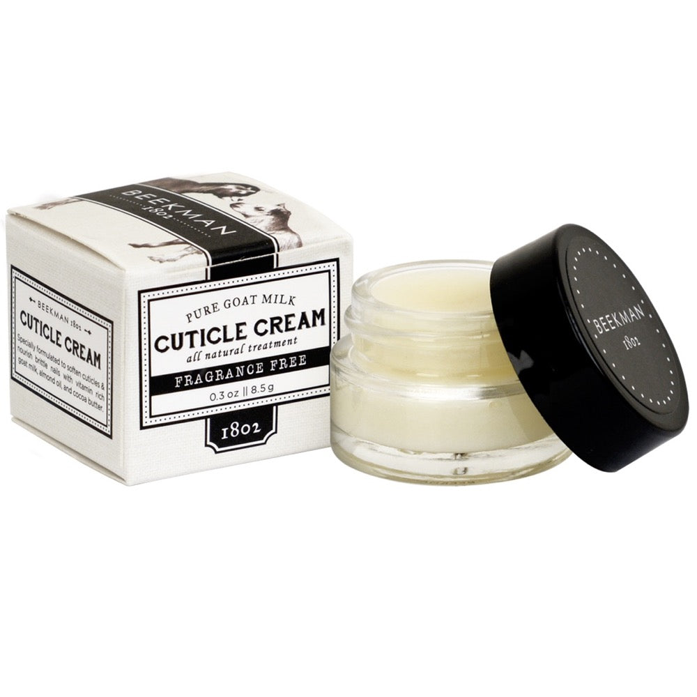 Vanilla Absolute Cuticle Cream | Beekman 1802