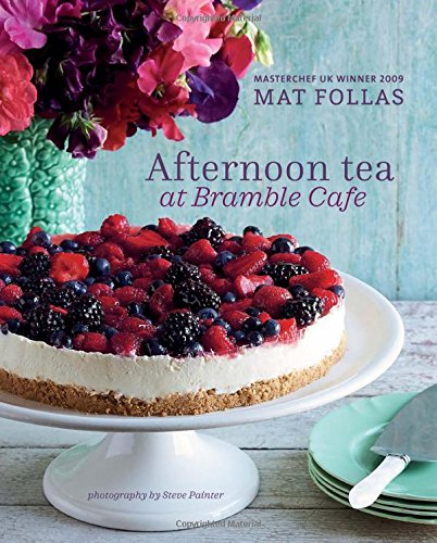 Afternoon Tea at Bramble Cafe | Mat Follas