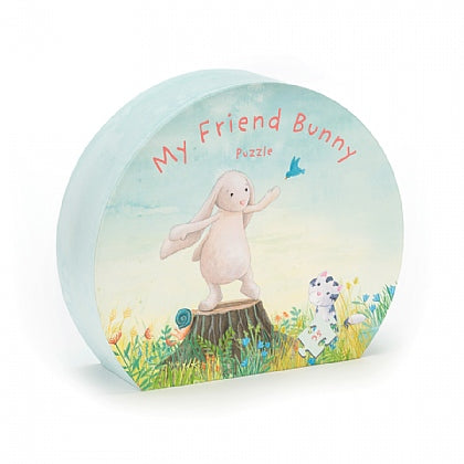 My Friend Bunny Puzzle | Jellycat