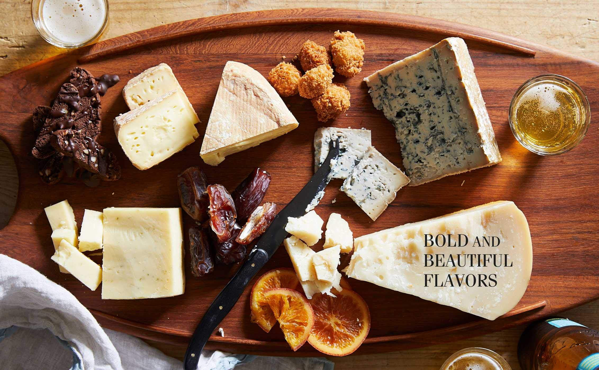 Cheese Boards to Share | Thalassa Skinner