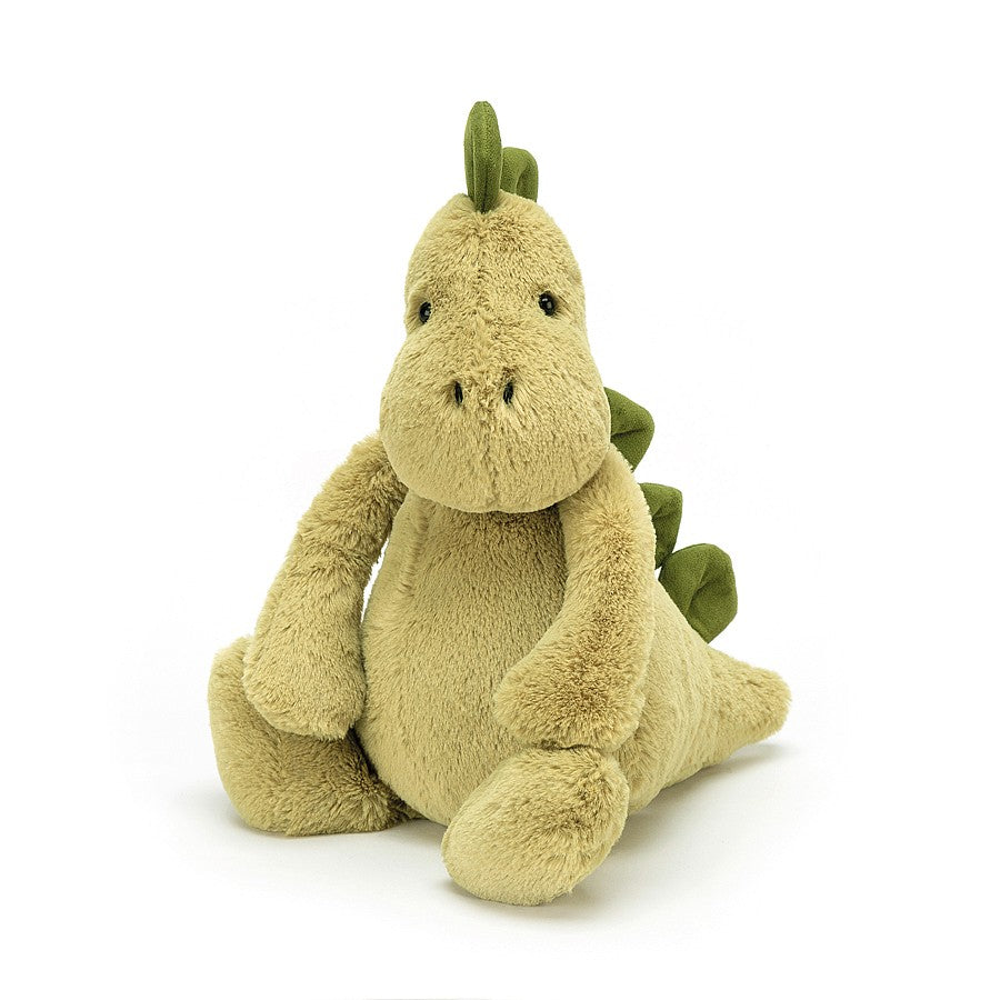 Jellycat Bashful Dino - Medium - 12""