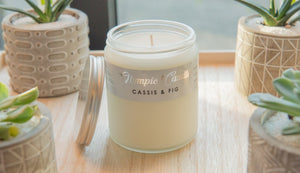 Olympic Candles Apothecary Jar