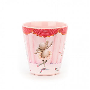 Elly Ballerina Melamine Cup | Jellycat