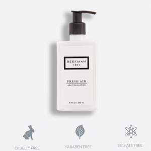 Fresh Air Lotion or Hand Wash | Beekman 1802