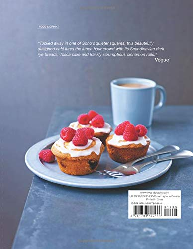 Nordic Bakery Cookbook | Miisa Mink