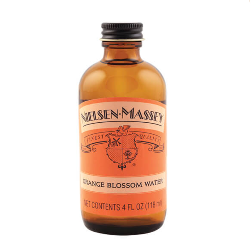 Orange Blossom Water - 4 oz. | Nielsen-Massey