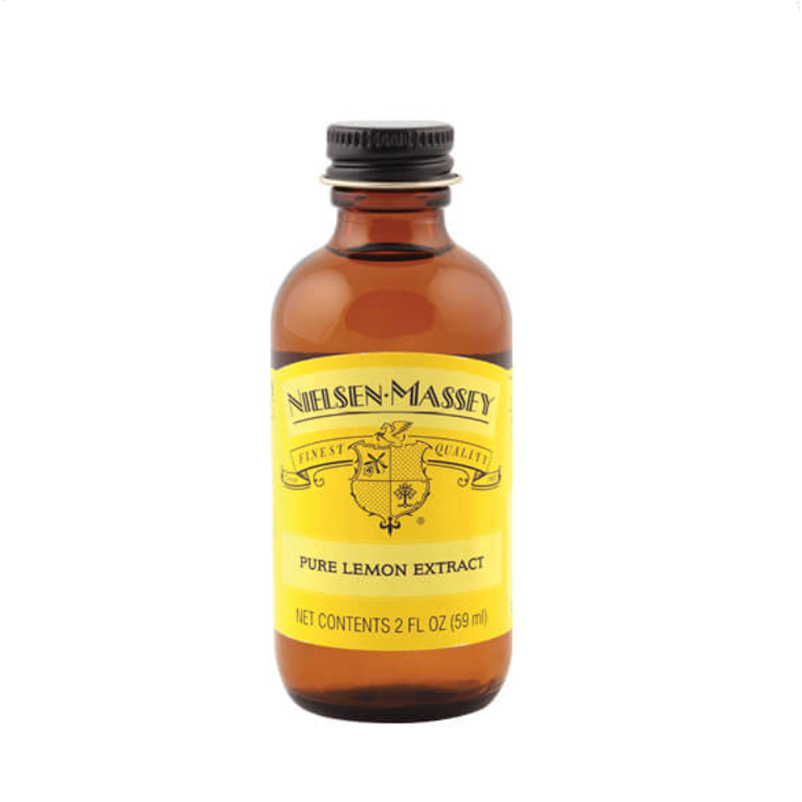 Pure Lemon Extract - 2 oz. | Nielsen-Massey