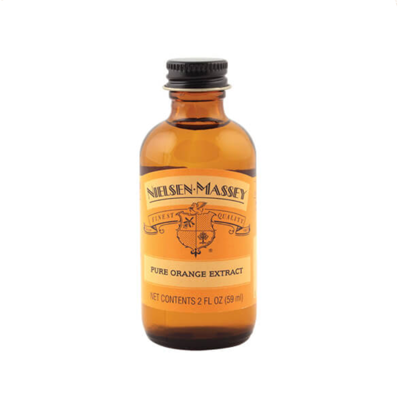 Pure Orange Extract - 2 oz. | Nielsen-Massey