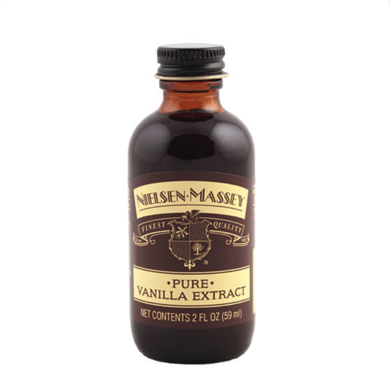 Pure Vanilla Extract - 2 oz. | Nielsen-Massey