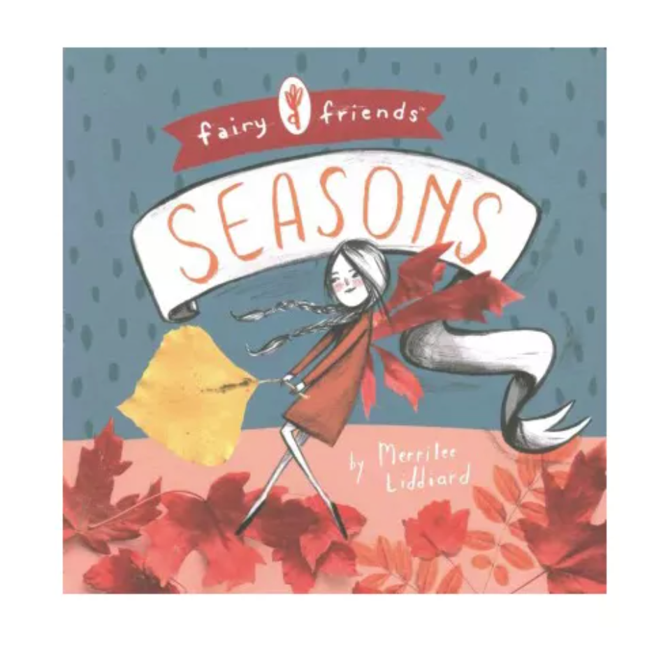 Fairy Friends: Seasons Book | Merrilee Liddiard