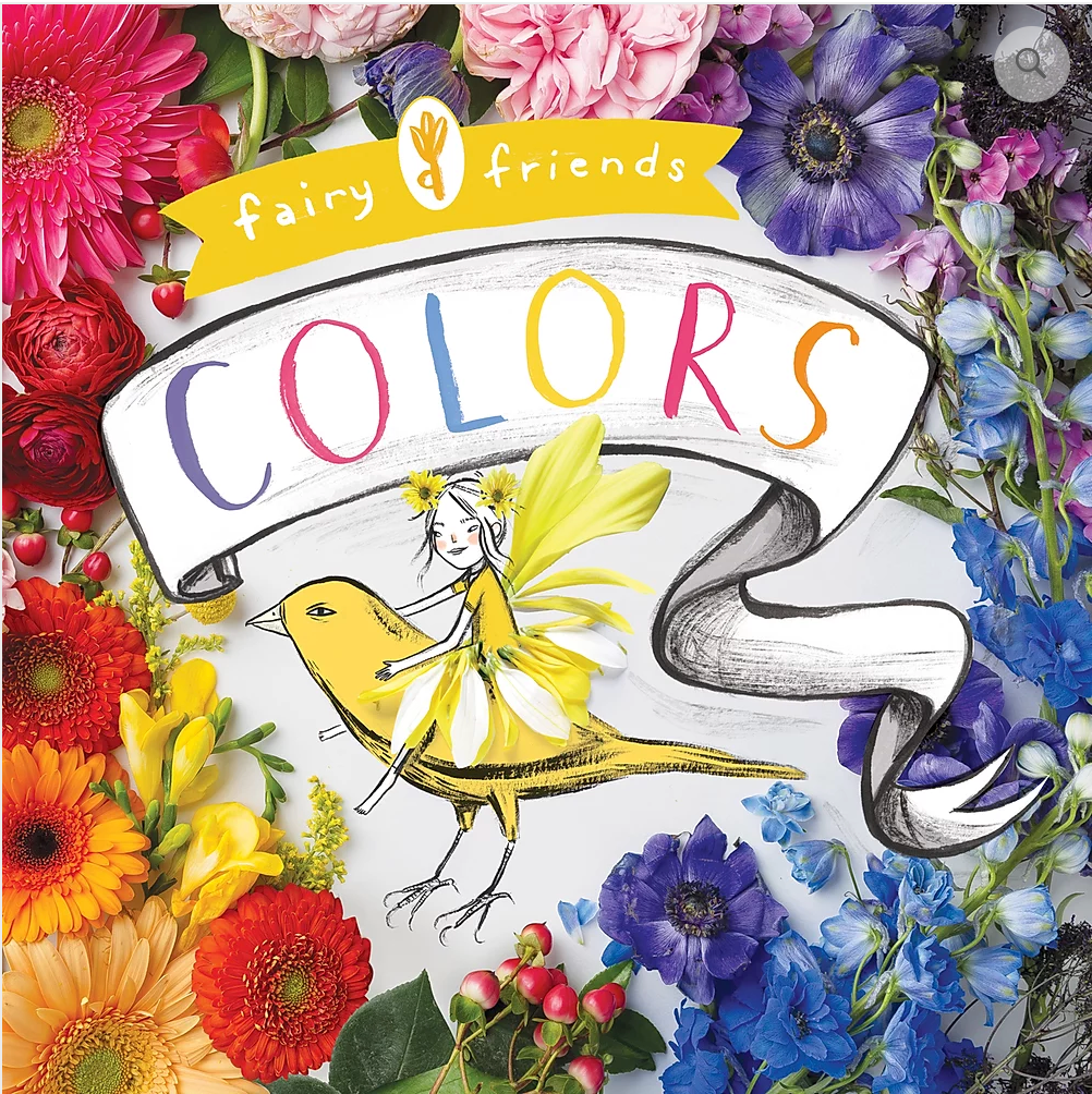 Fairy Friends: Colors | Merrilee Liddiard