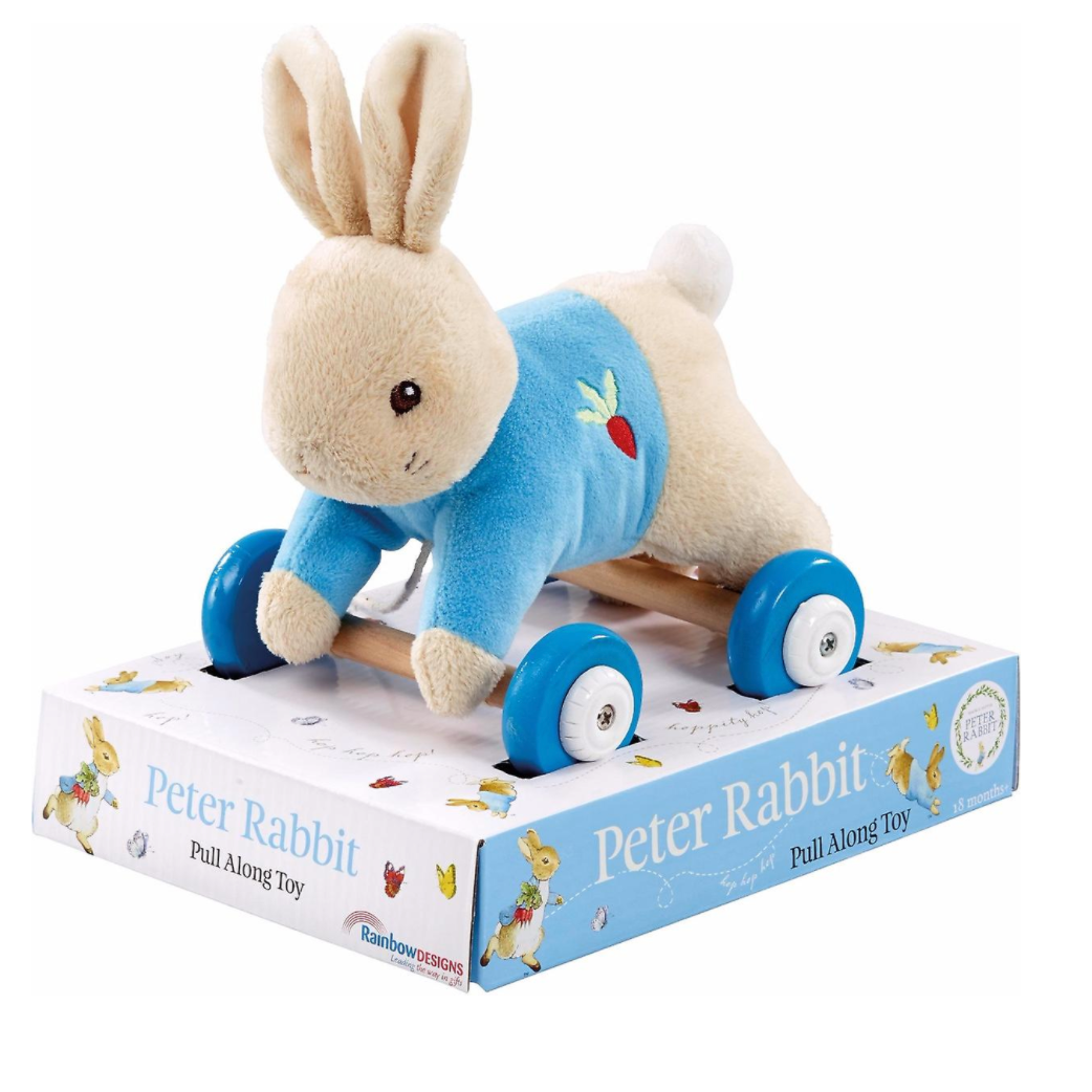 Peter Rabbit Pull Toy | Kids Preferred