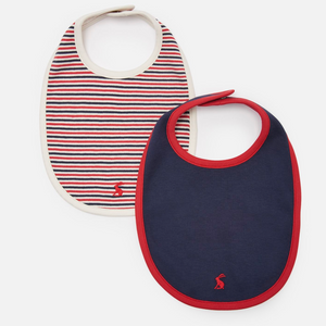 Set of 2 Oops Bibs | Joules