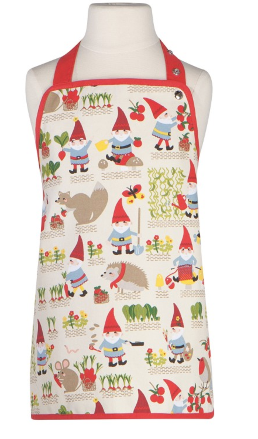 Gnome Kid's Apron